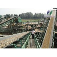 Cement Coal Mining Industry Industrial Belt Conveyor Simple Structure Manufactures
