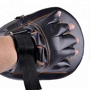 Boxing Focus Target Mitts Punching Pads MMA Thai Strike Kick Training manufacture Manufactures