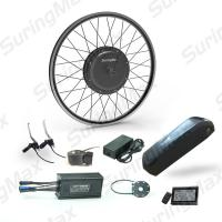 CE Approval 1000w Electric Cycle Motor Kit With LED / LCD Display Manufactures