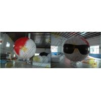 Huge Inflatable Printed Helium Balloons Versatile Fire Resistant ASTM Manufactures