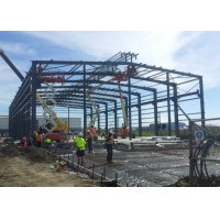 Space Frame Anti Seismic Prefabricated Steel Structure Manufactures