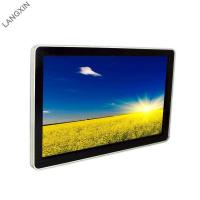 1080P HD Super Slim Wall Mounted Digital Advertising Display 55 Inch Screen Manufactures
