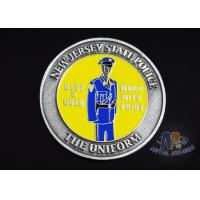 The United States Flag Challenge Coins , Modern Commemorative Coins OEM Available Manufactures