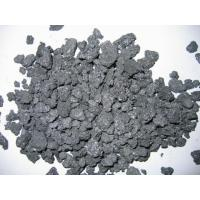 Industrial Calcined Petroleum Coke Fuel With Sulphur 0.1% Used As Carbon Raiser Manufactures