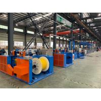Buy cheap Custom Pvc Wire Making Machine / OEM Cable Wire Manufacturing Machines from wholesalers