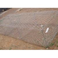 Gabion Boxes, Mesh Boxes,Heavy Hexagonal Wire Netting  80x100cm,3.0-6.0mm Manufactures
