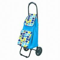Buy cheap New Design Foldable Handle Shopping Cart, Round Shape from wholesalers