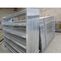 Hot-dip Galvanized Horse Panel Fence Manufactures