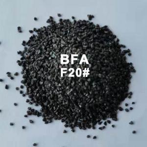 Angular F20 95% Al2O3 Aluminium Oxide Blasting Media Manufactures