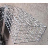 Gabion Wire Mesh Containers(welded) Manufactures