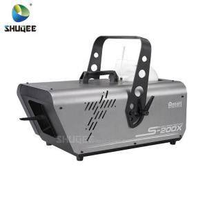 4D 5D 7D Special Effects Led Stage Fog Machine for Movie Theater Manufactures