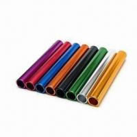 High-quality Relay Batons, Made of Aluminum Material, Measures 3.8 x 29.5cm Manufactures