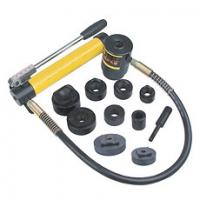 syk-15 Hydraulic Metal Hole Puncher punching tools Manufactures