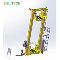 Buy cheap EBILTECH Labor Saving ASRS System Stacker Crane For Warehouse from wholesalers