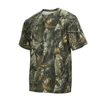 Short Sleeve Camouflage Hunting Suit Men's Medium Hunting Fishing Walking Manufactures