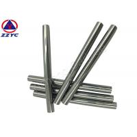 Cylinder Cemented Carbide Rods , High Polished, Tungsten Carbide Bar Stock Manufactures