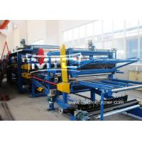China EPS Sandwich Panel Making Machine Shanghai MTC on sale