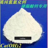 Ca(OH)2 Calcium Stearate PVC Hydrated Lime Powder Manufactures
