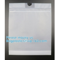 100% ECO-Friendly Men'S Underwear Storage Packing Pouch Bag With Hanger Hook, Garment Packaging Bag Swimsuit Bag Manufactures