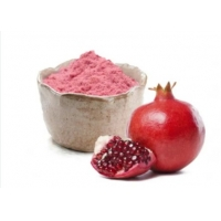 Water Soluble Light Pink Fine Pomegranate Extract Powder Manufactures