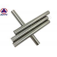 Solid Carbide Round Blanks , Tungsten Carbide Round Bar For Hole Boring Cutter Tools Manufactures