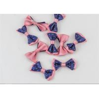 Customized Pretty Bow Tie Ribbon Baby Hair Accessories For Girls Manufactures