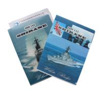 Buy cheap 3d folder A4 size 3d lenticular file folder with L shape from wholesalers