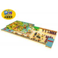Buy cheap Durable Eco - Friendly Kids Soft Play Area Game Equipment For Amusement Park from wholesalers