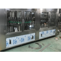 1.5kw 4000BPH Automatic Water Filling Machine Manufactures