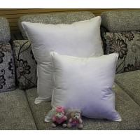 Buy cheap 2cm - 4cm White Duck Feather Cotton Sofa Cushion Replacement Inserts Double from wholesalers