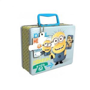 Despicable Me Minions Tin Puzzle Box for Sale Manufactures