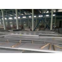 Cold Rolled Hairline Stainless Steel Sheet , 300 Series Stainless Steel Panels Manufactures