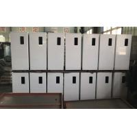 Galvanized Small Waste Oil Burner Hot Water Boiler No Rust Fully Automatic Self Diagnosis Manufactures