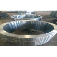 EN26 Alloy Steel Forgings Ring Q+T Heat Treatment Machined And UT Test Manufactures