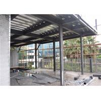Buy cheap C Section Prefab Steel House For Exhibition Hall Heat Insulation And Preservatio from wholesalers