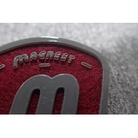 Handmade Silicon Screen Printing Shoes Felt Logo Patches Manufactures