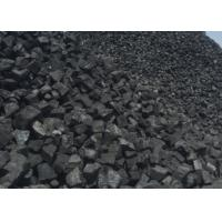 Heat 30600 Kj/Kg Foundry Coke Raw Material For Casting Iron Low Moisture Manufactures