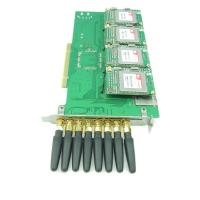 stable 8 sim asterisk gsm card  support elastix freepbx Manufactures