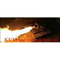 270Kw Recycle Tyre Oil Burner Fire Length Can Be Further Adjusted Manufactures