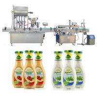 Buy cheap 4/6 heads Automatic jamFilling Machine Used In Pharmaceuticals from wholesalers
