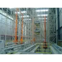 Buy cheap SS400 Steel Intelligent ASRS Systems 300 - 1500kgs/level 800 - 3000mm Width from wholesalers