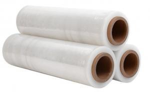 Anti-Static Non-Toxic Machine Stretch Film, Pallet Lldpe Brand New Bulk Plastic Wrap Linear low density polyethylene Manufactures