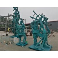 Buy cheap Bronze sculptures for American artist , customized bronze sculpture for from wholesalers
