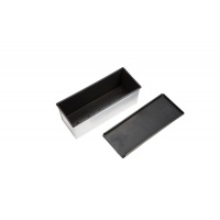 900g 1.1mm 325x106x122mm Non Stick Loaf Pans Manufactures