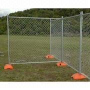 Temporary Fence Stand Mesh 50X50MM Manufactures