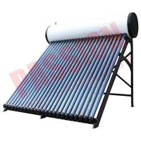 Buy cheap Roof Mounted Heat Pipe Solar Water Heater from wholesalers
