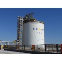 Large ISO Tank Container LIN / LAr / Liquid Nitrogen Storage Tank 200M3 - 50000M3 Manufactures