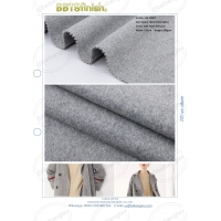 Wool Poly coat fabric for winter warm Manufactures