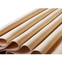 Nomex Needle Felt Filter Cloth / Dust Filter Cloth Chemical Resistance For Industry Manufactures