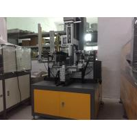 Paper Shoe Box Making Machine High Efficiency Good Rigidity Reduce Waste Manufactures